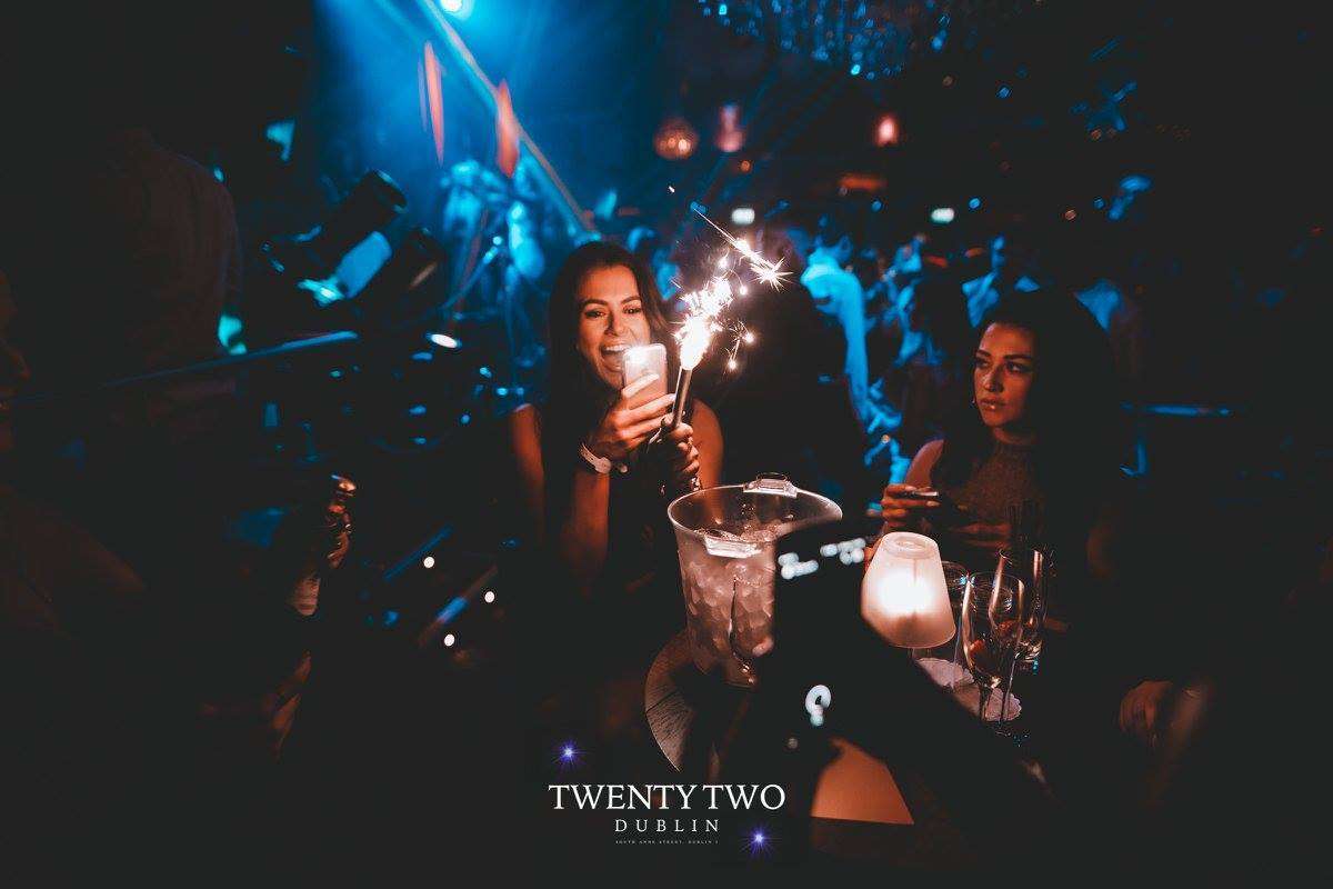 Celebrations at Twenty Two